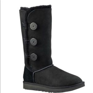 UGG Bailey tall black boot! 9